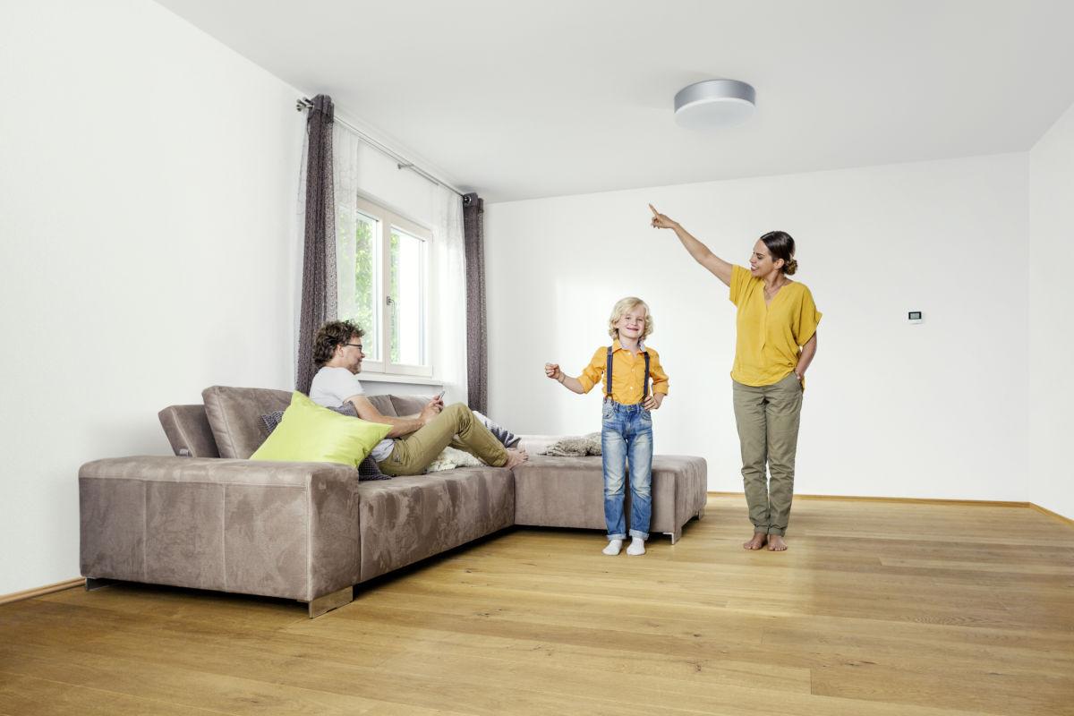 Suchý a mokrý systém stropného chladenia